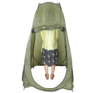 New Pop Up Portable Outdoor Shower Tent Camping Toilet Room Privacy Shelter