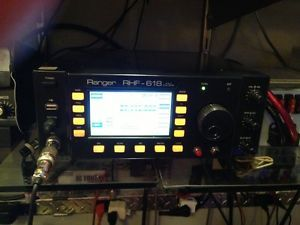 RHF 618 Base Station CB Radio