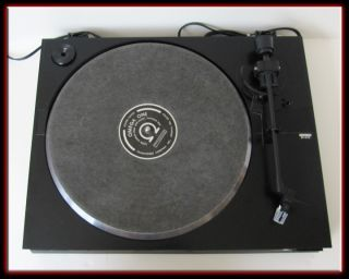 Awesome Vintage Fisher Stereo Turntable MT 860 C w Stylus St 57D Nice