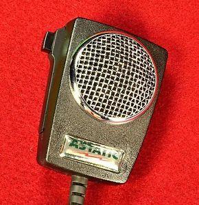 CB Ham Radio Power Mic 4 Pin Cobra Uniden Galaxy Plug Astatic D104M6 New