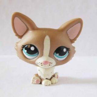 Animal LPS Toys Littlest Pet Shop Figure Figurines 5cm  08