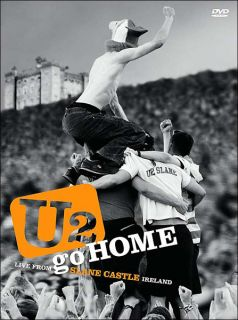 U2 Go Home Live from Slane Castle Ireland DVD 2003 █■█ █ ▀█▀