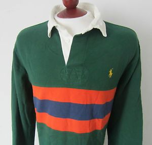Ralph Lauren Polo Men's XXL Rugby Shirt