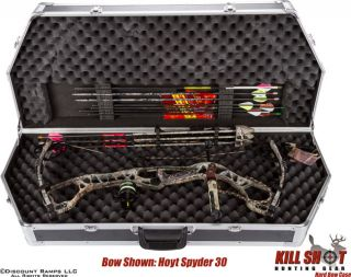 Kill Shot Compound Bow Hard Case PSE Mathews Hoyt Martin Bowtech Bear Bow 4016