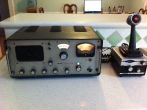Tram Titan II CB Base Station Radio w Tram Tuner Ect