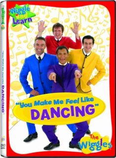 The Wiggles Wiggle Time DVD on PopScreen