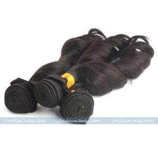 100g Virgin Brazilian Remy Funmi Curly Body Wave Human Weave Weft Hair Extension