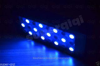 Dimmable CREE 1pc x 72W LED Aquarium Tank Light Marine Coral Reef Fish Grow Lamp
