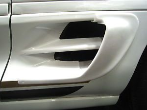 JDM Toyota MR2 SW20 Border Style Side Intake Air Vent Scoop Scoops Valance 89 99