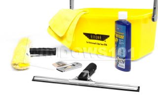 Ettore Compact Window Cleaning Washing Starter Kit Home Owners Small Business