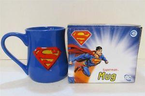 Superman Mug Coffee Cup Tea Ceramic DC Comics Man of Steel Dishwasher Micro Safe