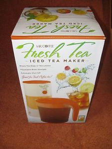 Mr Coffee Ice Tea Maker Pitcher