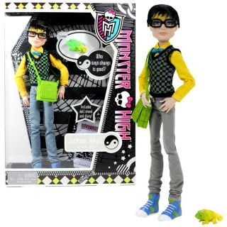 NIB Monster High Jackson Jekyll Doll