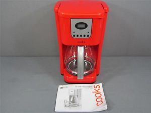 Cooks Coffee Maker Red : Mr Coffee Maker 4 Cup on PopScreen