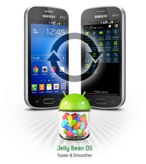 Samsung Galaxy Trend Lite GT S7392L Duos Dual Sim Brand New Midnight Black