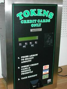 Tokenstation Token Station American Changer AC2007 Change Coin Machine