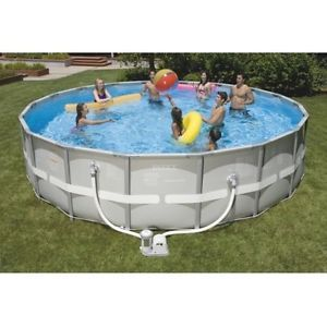 Intex 18 x 48' Ultra Frame Swimming Pool Complete Kit 54953WL