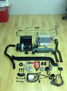 Yamaha Apex Turbo Kit Complete with Clutch Kit Computer Exhaust System