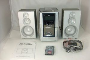 E Gear RCD725 Compact Component System Radio Cassette CD Player