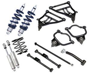 1959 64 Chevy Impala Complete Coil Over Suspension Kit
