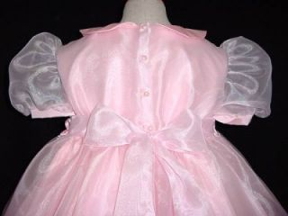 "Adult Sissy Baby Dress ""Venice Organdy"" by Annemarie"