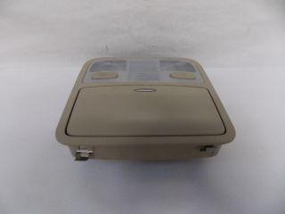 06 08 07 Kia Optima Interior Lights Cubby Overhead Console 2006 2007 2008 1041