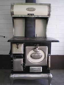 Antique Waldorf Wood Cooking Stove
