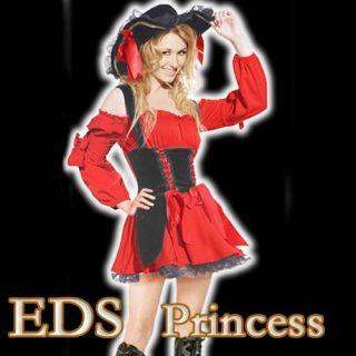E817 Women Minnie Cute Fancy Party Dress Costumes