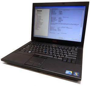 WS41 Dell Latitude E6410 Laptop Notebook Core i5 2 4GHz 2GB