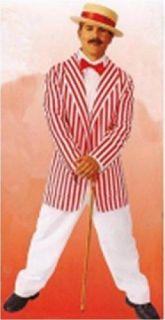 Costumes Roaring 20's Carnival Barker Costume Set