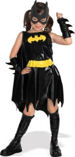 Batman Dark Knight Cowl Mask Batgirl Child Costume Superheroes Hero Theme Party