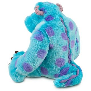 """Sulley 13"""" Plush Monsters Inc Sully NWT"""