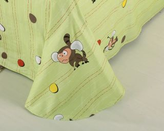 Kids Bedding Quilt Cover Double Bed Sheet Pillow Case Set Angry Birds RRP $85