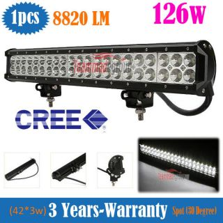 10W CREE LED Work Light Spot Beam Fog Lamp Car Jeep Motorcycle Boat ATV Truck Su