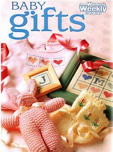 Baby Gifts Knitting Sewing Australian Womens Weekly Craft Book Toys Clothes More