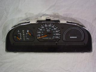 98 01 Nissan Frontier Xterra Pathfinder Speedometer Cluster Gauge Repair Service