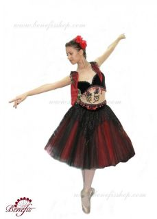 Ballet Costume Esmeralda P 1103 Child Size Top Quality