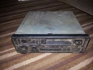 Ford Car Stereo Tape Cassette Player Am FM Radio Parts not Working Peugeot
