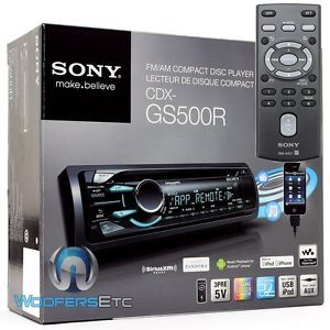 sony cdx gt200 wiring diagram on popscreen sony cdx gs500r cd mp3 usb ipod equalizer iphone pandora 208w amp car stereo new 027242846449