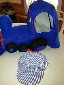 Plush Ride in Train Halloween Costume Thomas Tank Engine Toddler One Size