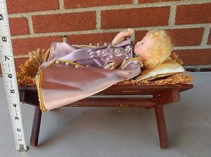 Vintage Baby Doll Bed