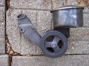 1958 1959 59 Ford Fairlane 500 Galaxie Thunderbird 332 352 Power Steering Pump
