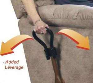 Lever Extender 3000 Lengthen Recliner Handle Stander Chair Medical Aid Extend
