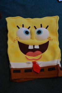 Nickelodeon Spongebob Squarepants Halloween Costume Child Worn Once