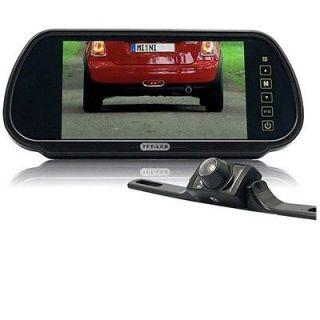 """7"""" LCD Screen Car Rear View Mirror Monitor Camera Night Vision Free Shipping"""