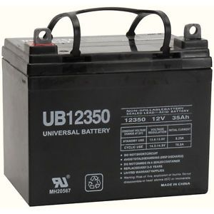 UPG Electric Mobility Scooters Little Rascal Cycle Chair Replacement Battery