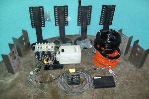 Equalizer Systems Rv Motorhome Hydraulic Leveling Kit Jacks