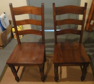 ... 2 Dining Room Chairs Exclusively For Pier 1 Imports Brazil Hresil RS3  ...