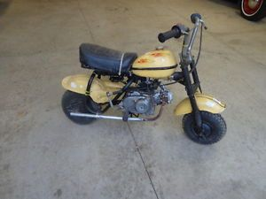 Honda QA50 Mini Bike Motorcycle Restoration Parts QA 50