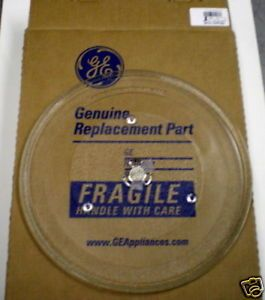 WB49X10030 GE Microwave Turntable Cooking Glass Tray